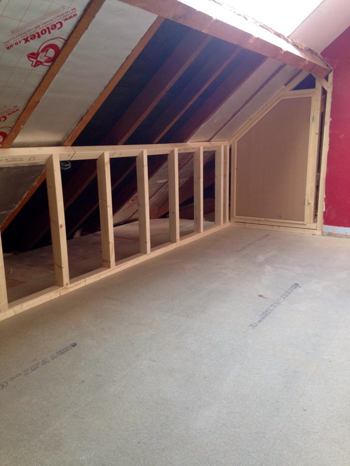 Attic Conversion Bishops Cleeve Cheltenham Gloucestershire 3