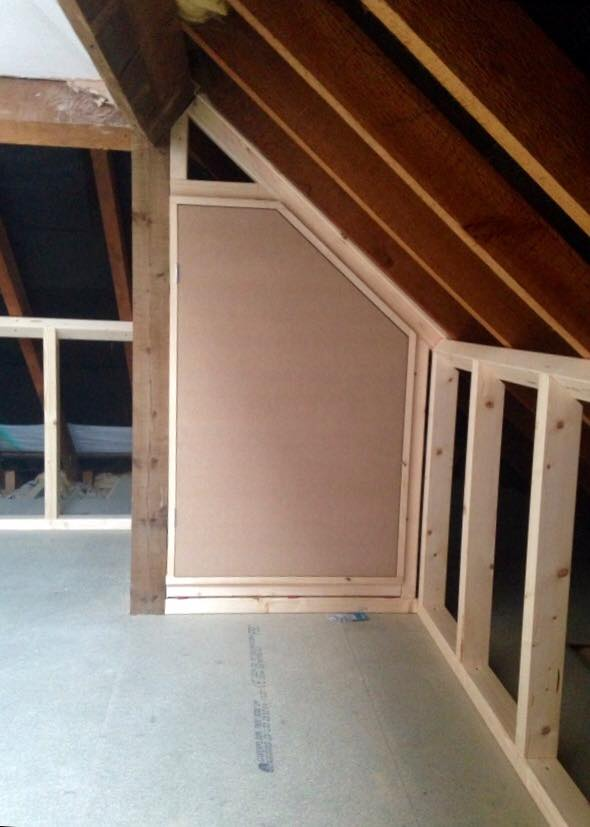 Attic Conversion Bishops Cleeve Cheltenham Gloucestershire 5