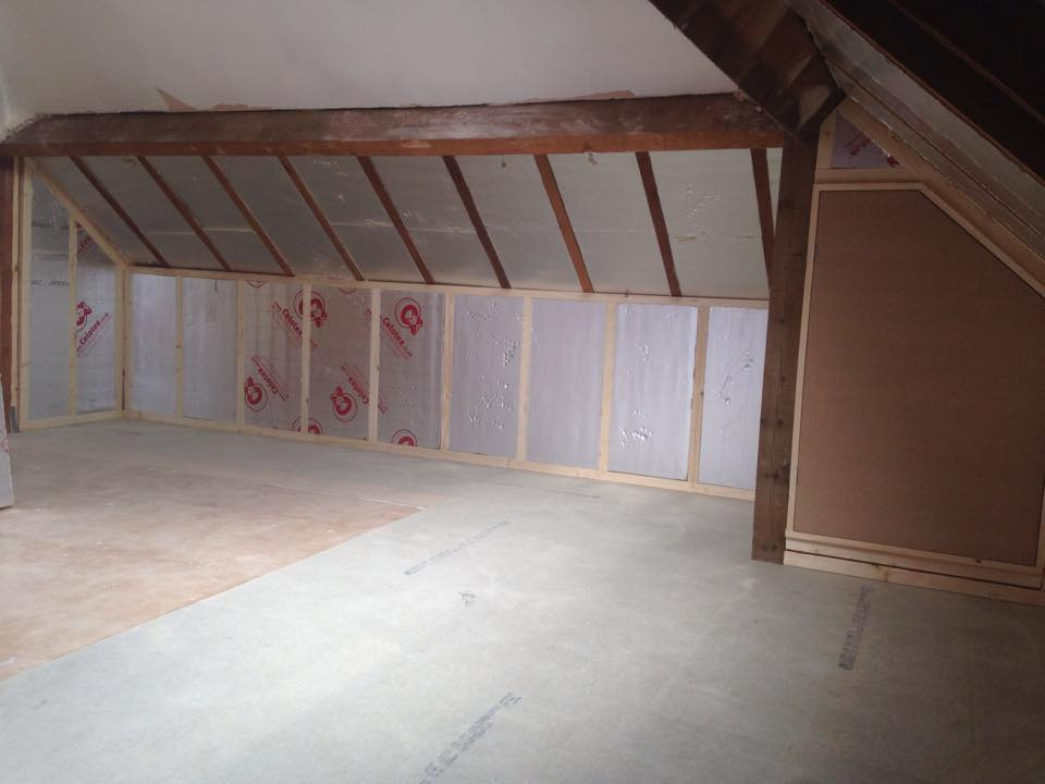 Attic Conversion Bishops Cleeve Cheltenham Gloucestershire 6