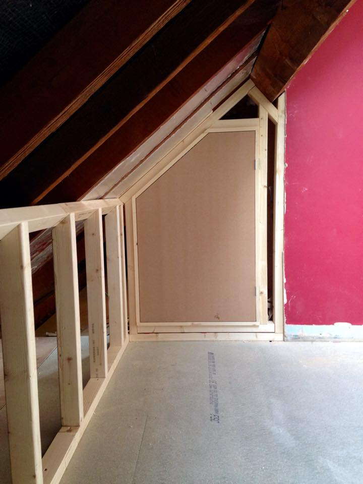 Attic Conversion Bishops Cleeve Cheltenham Gloucestershire4